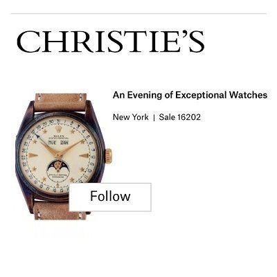 Christie's New York - OldTime24 - 400x400