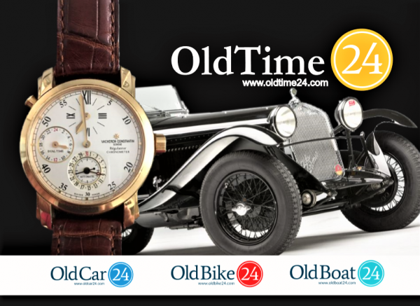 """La pagina Facebook """"The Most Beautiful Watches in the world"""" diventa OldTime24!"""